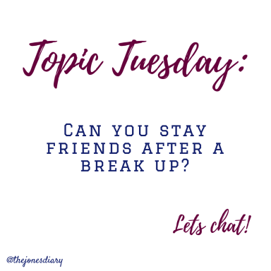 Topic Tuesday (4)